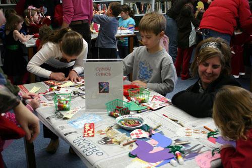 сценарий юбилей детской библиотеки
