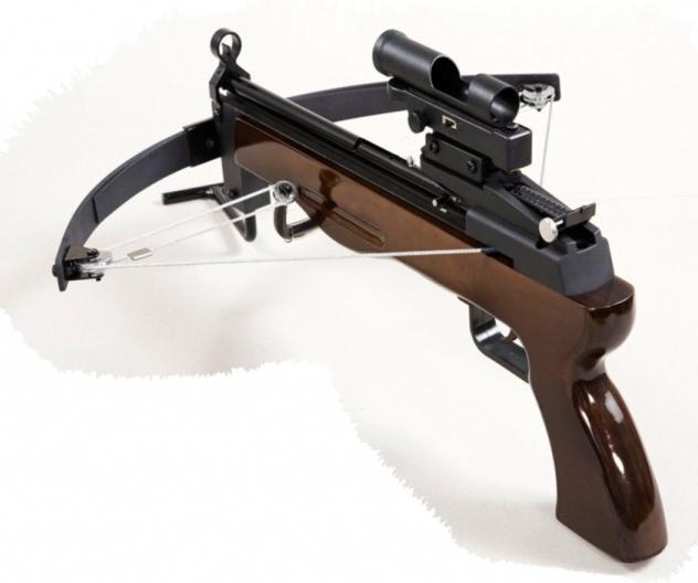 арбалеты пистолетного типа отзывы