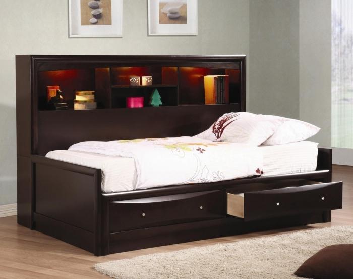 кровати с выдвижными ящиками цена