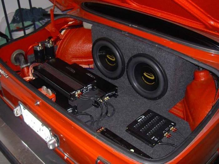 Как собрать хорошую музыку в машину