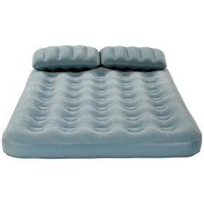 матрас надувной двуспальный с насосом
