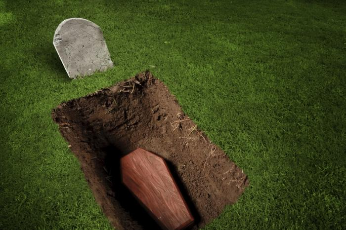 термобелья сон про кладбище что значит дело