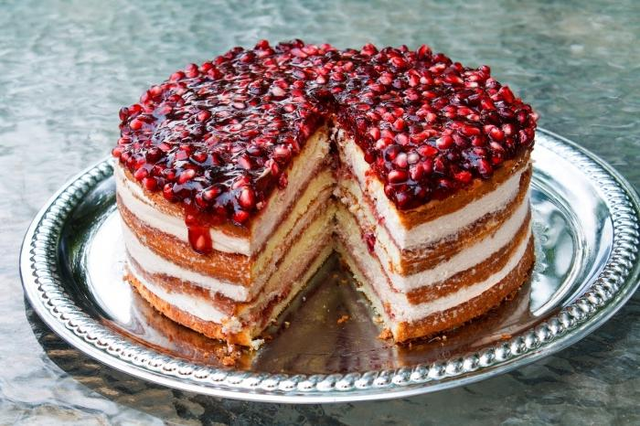 Легкие и вкусные торты