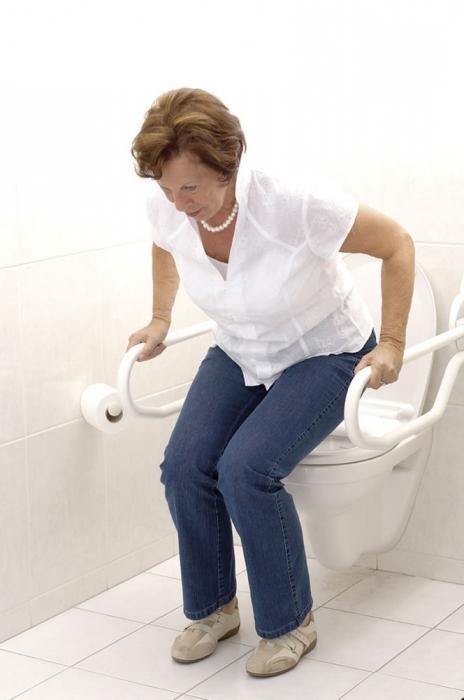 поручни для инвалидов в ванную