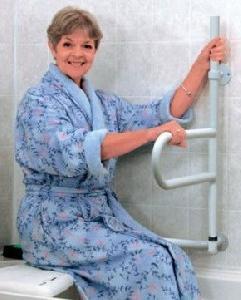 поручни для ванны