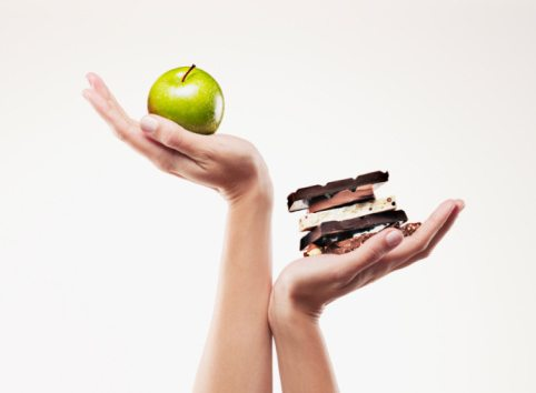 продукты при похудении живота
