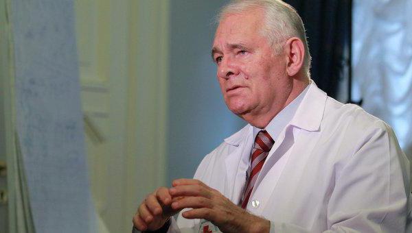 Доктор Рошаль Леонид Михайлович - врач мира, известный детский хирург. Биография, семья