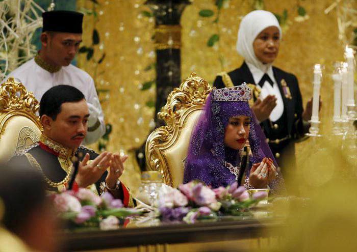 Самая дорогая в мире свадьба сына