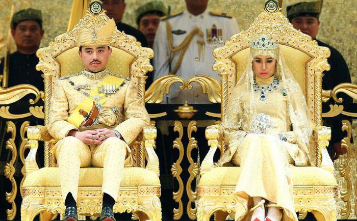 Самая дорогая в мире свадьба сына султана