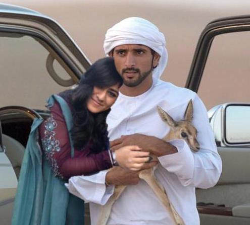 Шейх и его жены в порно