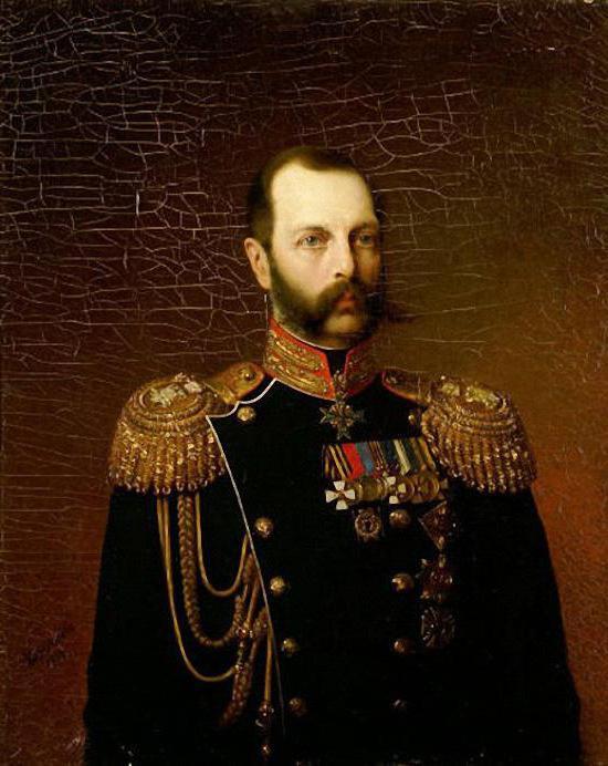 Биография императора Александра II Николаевича
