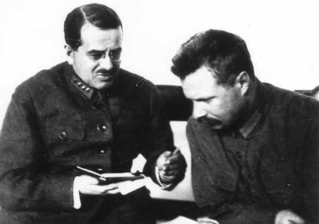 Фрунзе Михаил Васильевич фото