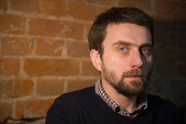 Журналист Филипп Бахтин