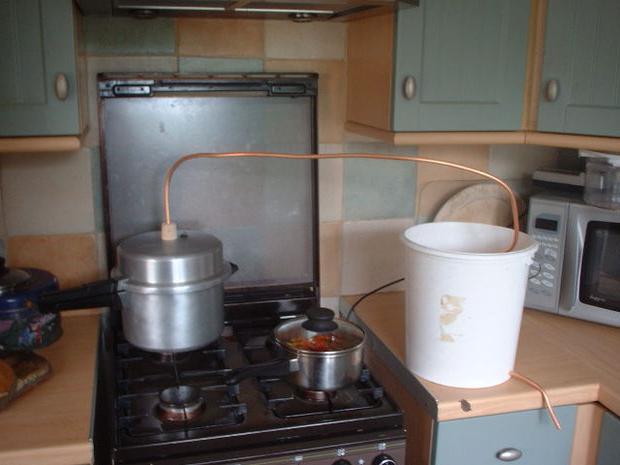 Рецепт самогона из сахара