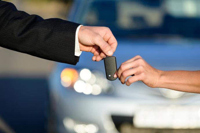 Как подарить автомобиль сыну
