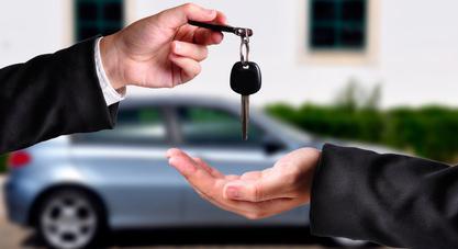 Сдать автомобиль в аренду