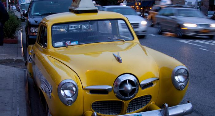 Сдать в аренду автомобиль в такси