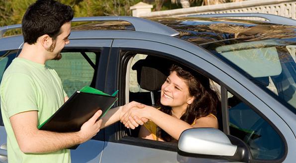 Сдать в аренду автомобиль фирме