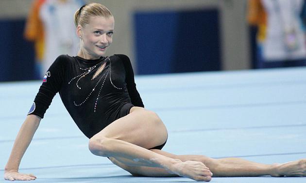 фото гимнастки хоркиной