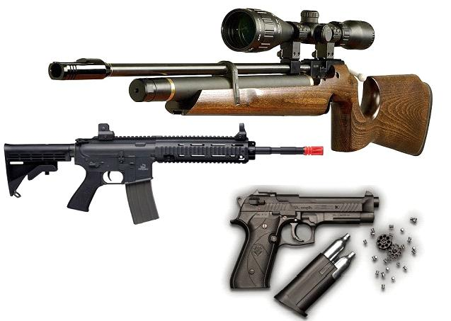 Нужно ли разрешение на пневматическое оружие: давайте разбираться