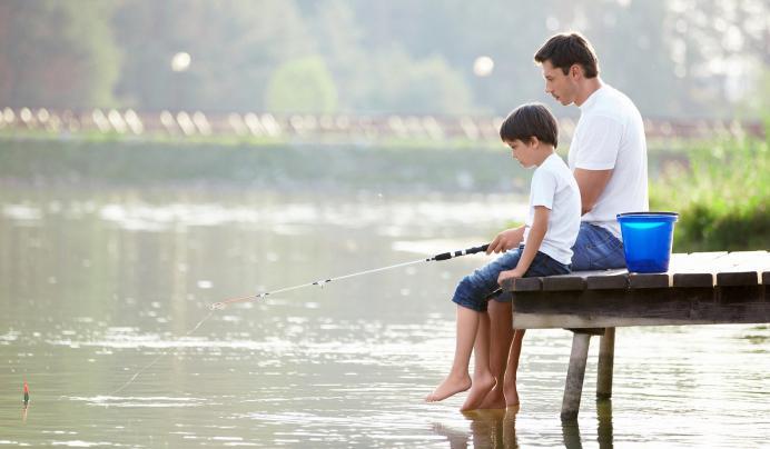 Рыбалка в Ульяновке Ставропольский край