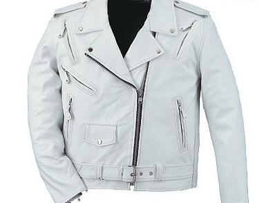 Как постирать белую кожаную куртку