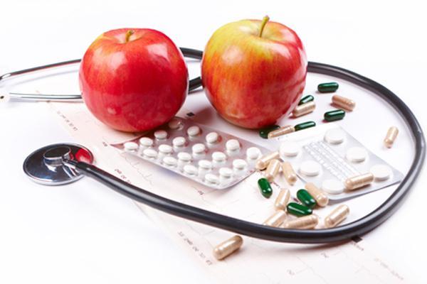Витамины для старых людей
