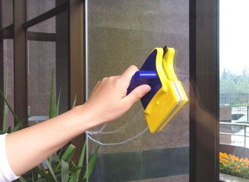Щетки магнитные для мытья окон