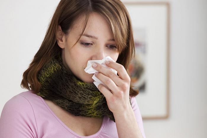 Почему при насморке теряется полное ощущение вкуса