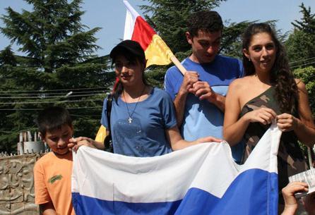 Войдет ли Южная Осетия в состав России или вернется