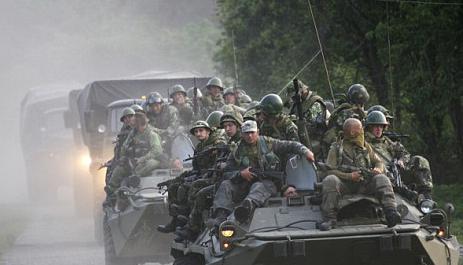 Войдет ли Южная Осетия в состав России война с Грузией
