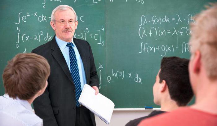 личностные качества учителя