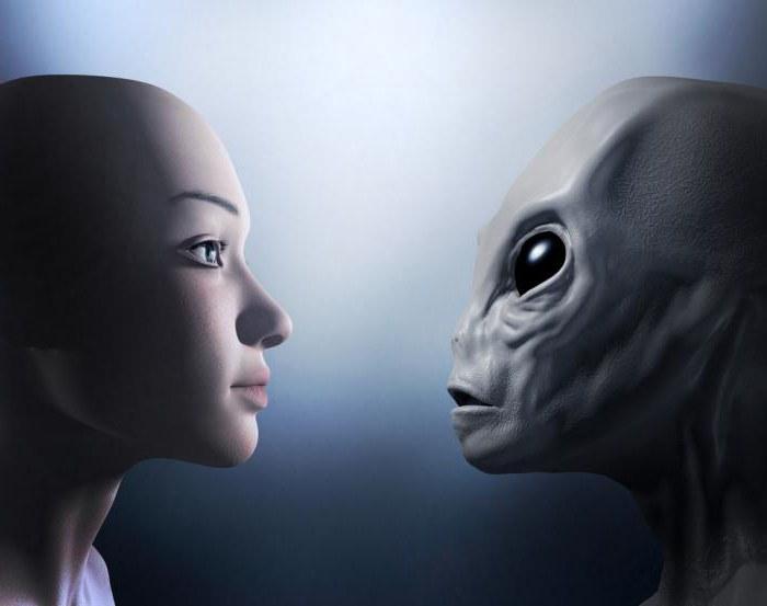 Занятие сексом с инопланетянином