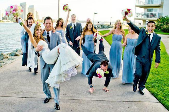 Регистрация брака без свидетелей