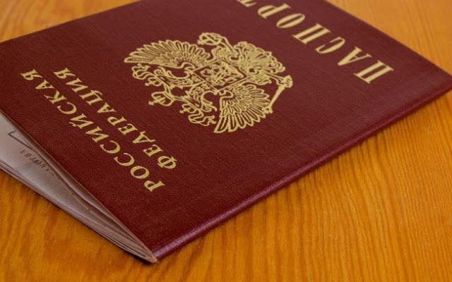 украли паспорт что делать