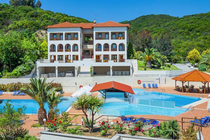 Отель Xenios Theoxenia 4* (Греция, Халкидики): фото и отзывы туристов