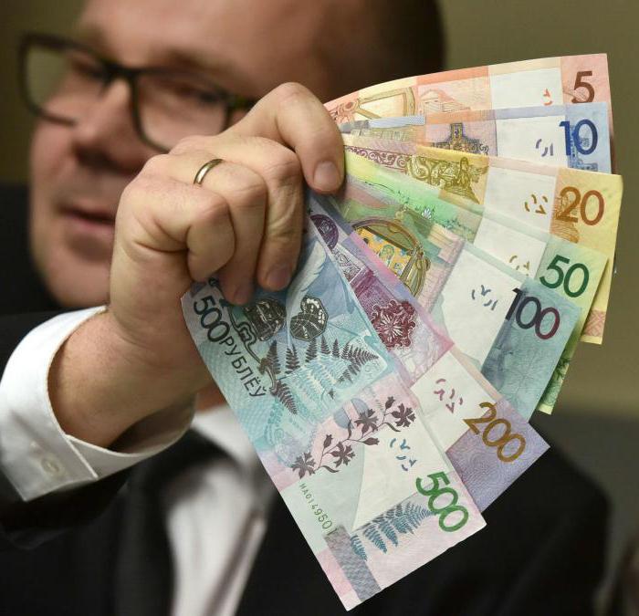 Средняя зарплата в Беларуси по сферам деятельности