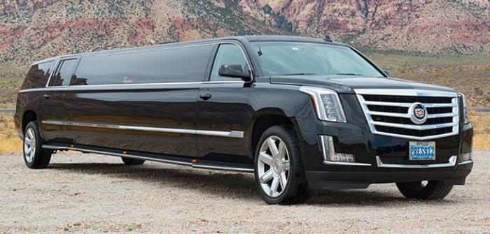 Лимузин Cadillac: технические характеристики, описание и интересные особенности
