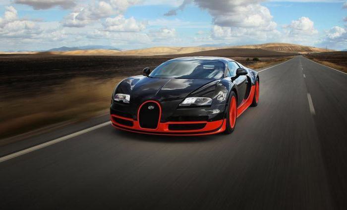 Самые мощные машины в мире