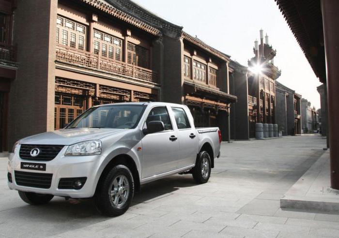 Модный китайский пикап Great Wall Wingle 5: отзывы владельцев, достоинства и недостатки модели