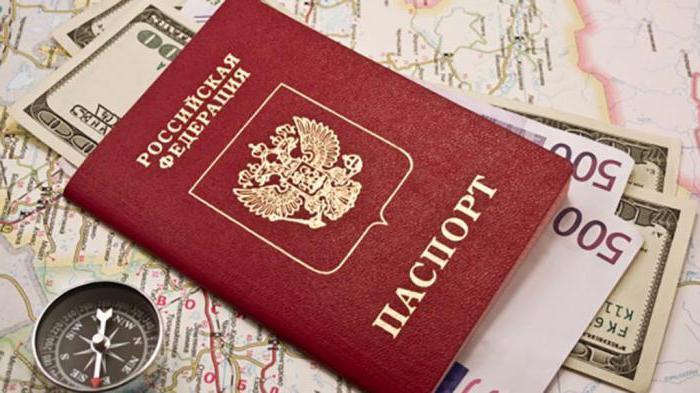 Снится паспорт и деньги
