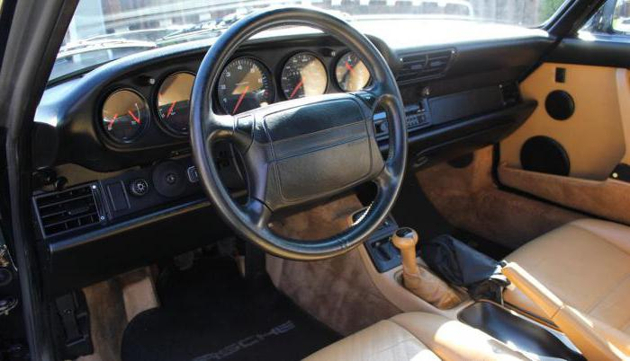 """Автомобиль """"Порше 964"""": история, описание, характеристики"""