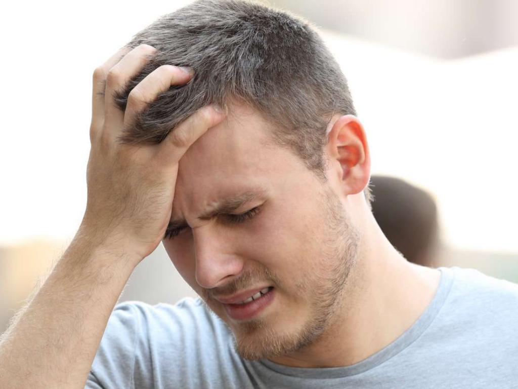 Симптомы гематомы головного мозга