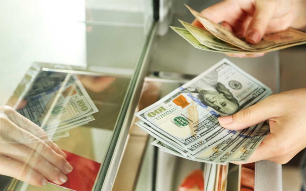 Приснилось много денег крупными купюрами