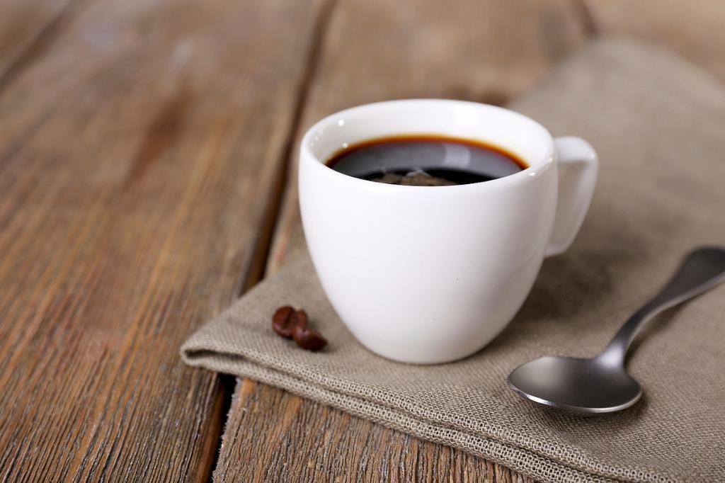Italian coffee beans for a coffee machine