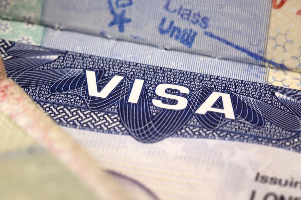 Виза на Гуам: условия подачи и оформления, необходимые документы