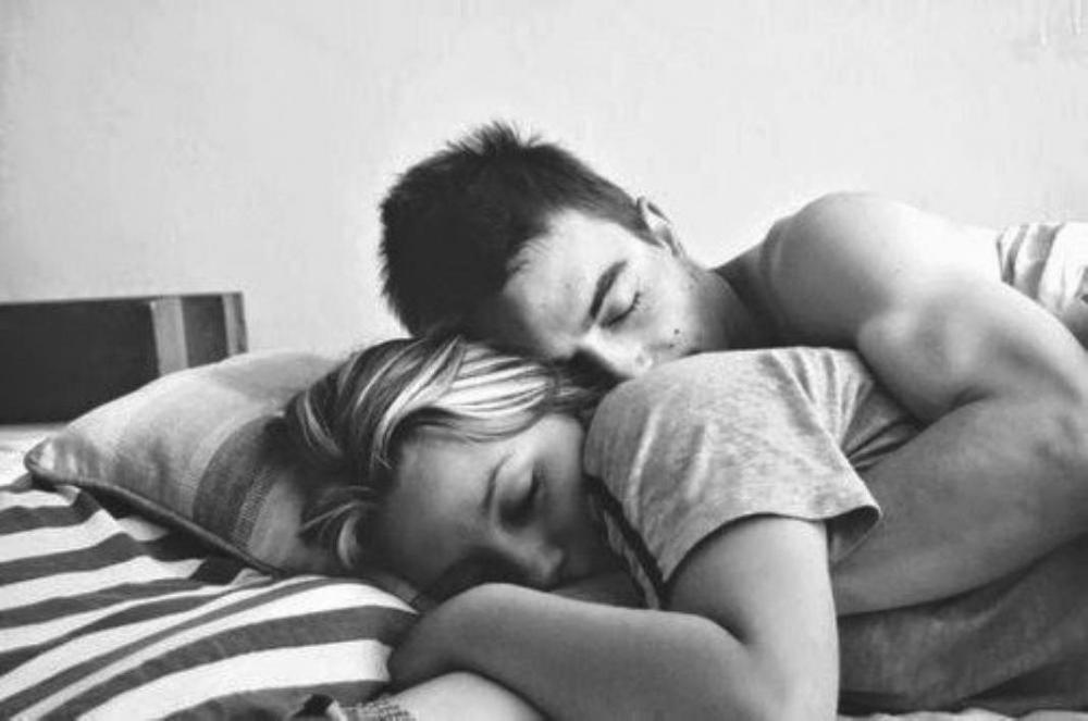 Фото парень с девушкой спокойной ночи