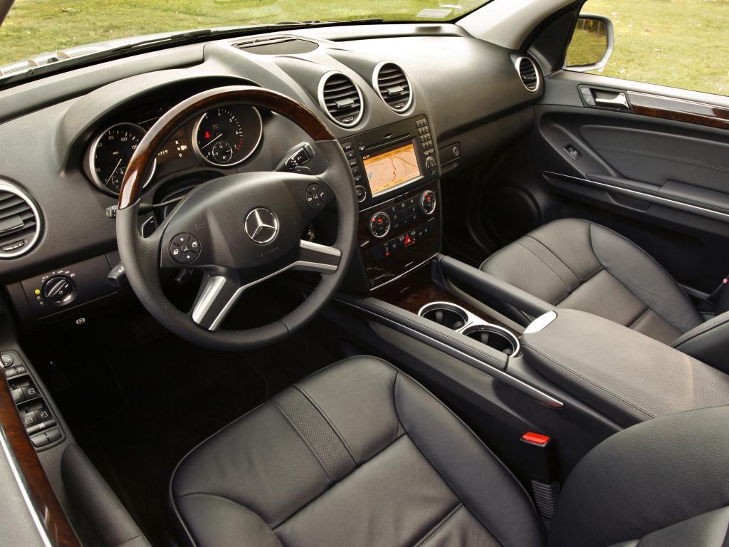 Mercedes benz m klasse w164