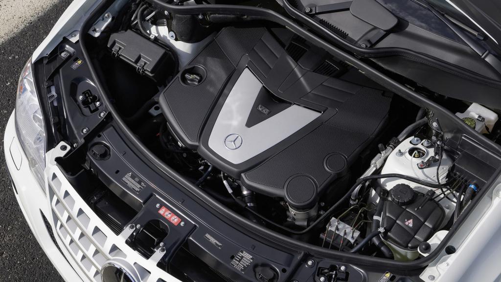 W164 Mercedes: отзывы