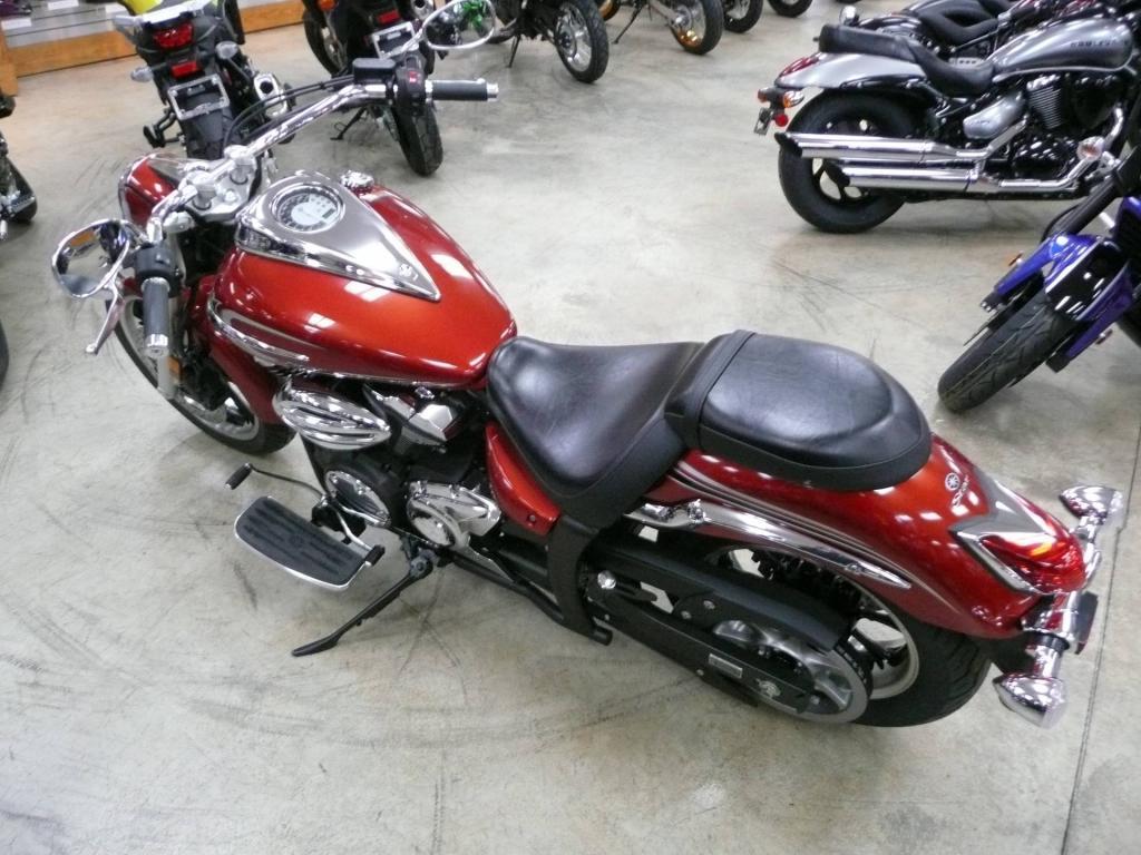 yamaha xvs 950 технические характеристики